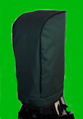 Sportsman, Green w/ Blk Trim, Lightweight Cover & Cable Lock